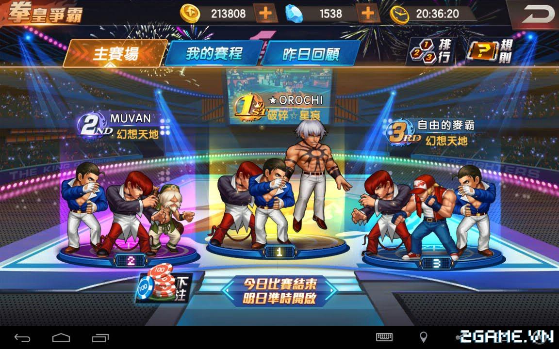 Quyền Vương 98 tái hiện tuổi thơ game thùng trên di động, lối chơi tốc đánh siêu mới mẻ 5