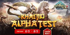 Tặng 220 giftcode game Soái Vương