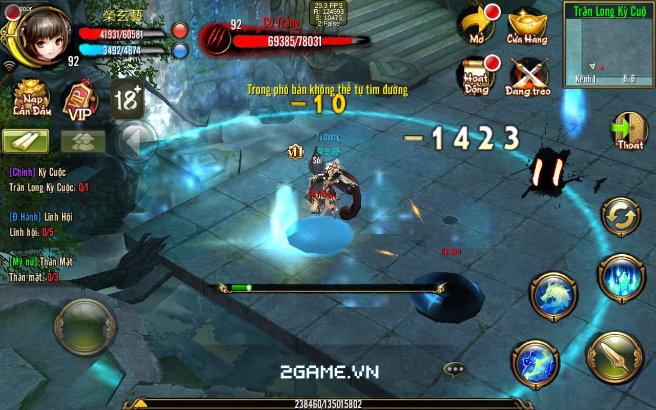 Phong Vân 3D và Thiên Long Bát Bộ 3D mobile – Game nào cũng có cái hay riêng! 2