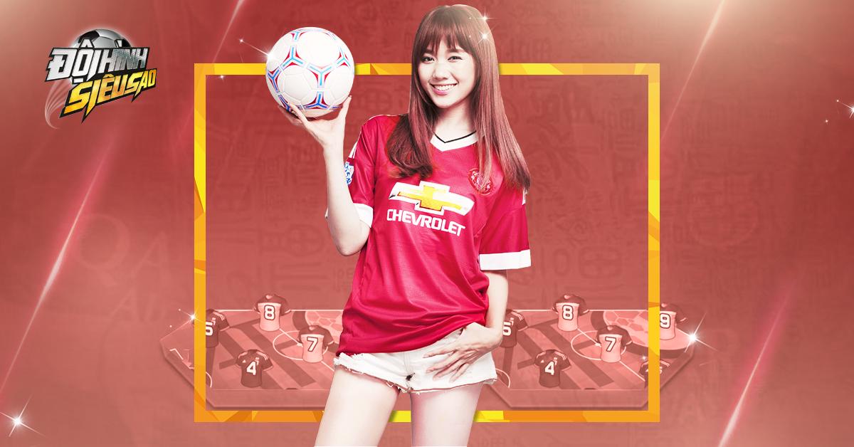 Game mobile Đội Hình Siêu Sao mời Hari Won làm đại sứ hình ảnh 0