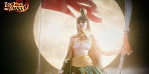 Lilly Luta tung ảnh cosplay cực chất mừng Lục Long Tranh Bá 3D ra server mới