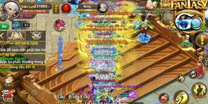 """Fantasy GO – Bị ném đá, game thủ làm bài vè """"bêu xấu"""" cả server"""