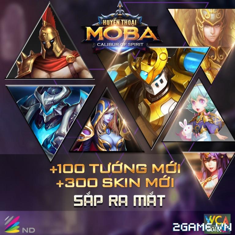 Huyền Thoại MOBA – Game lai giữa LMHT và DOTA sẽ đốt cháy hè này 1