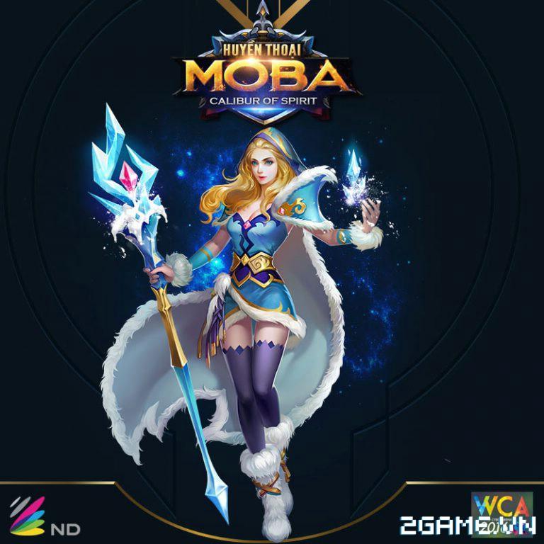 Huyền Thoại MOBA – Game lai giữa LMHT và DOTA sẽ đốt cháy hè này 3