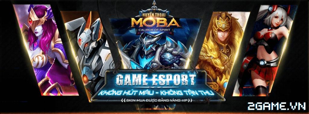 Huyền Thoại MOBA – Game lai giữa LMHT và DOTA sẽ đốt cháy hè này 5