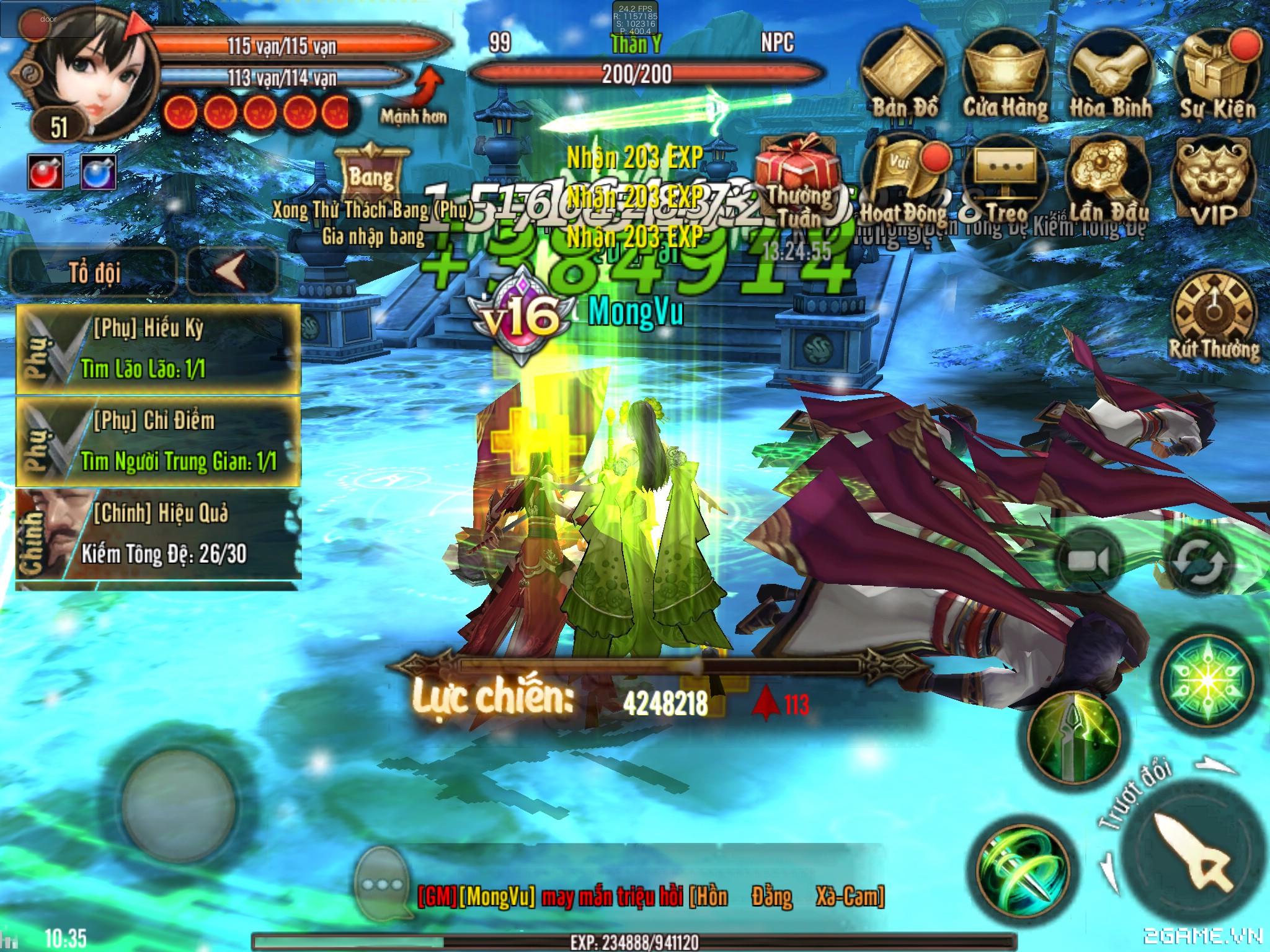 Tổng quan về game Phong Vân 3D trước thềm ra mắt tại Việt Nam 6
