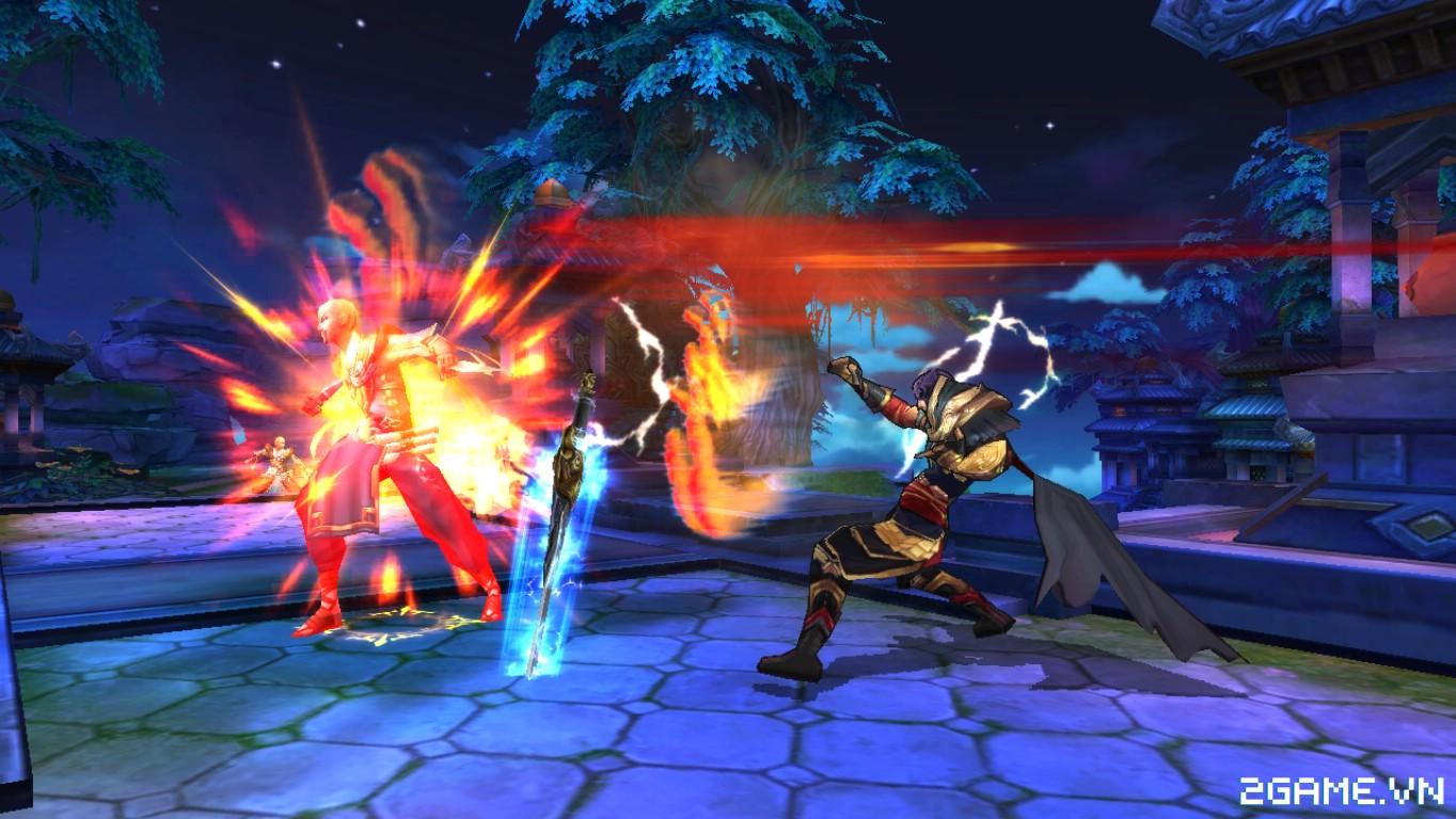 Tổng quan về game Phong Vân 3D trước thềm ra mắt tại Việt Nam 5