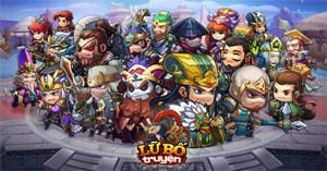 Chơi thử game Lữ Bố Truyện trước khi chính thức ra mắt tại Việt Nam