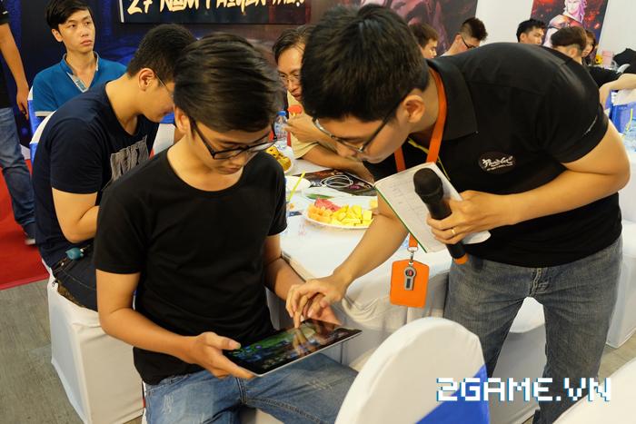 Những game thủ đầu tiên trải nghiệm Phong Vân 3D Mobile họ nói gì? 2
