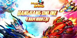 Tặng 210 giftcode game Bang Bang Online