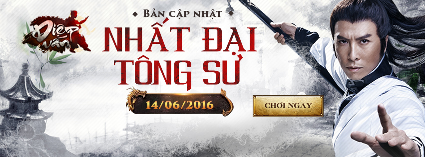 Tặng 315 giftcode game Diệp Vấn Online 1
