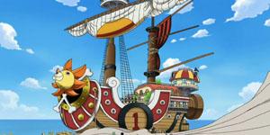 Đại Chiến Thất Vũ Hải – Nhận mình là một fan One Piece, bạn có biết tất cả những tàu hải tặc sau?