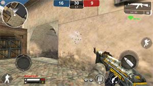 Biệt Kích mobile là tên gọi chính thức của dự án Combat Shooter Mobile tại Việt Nam
