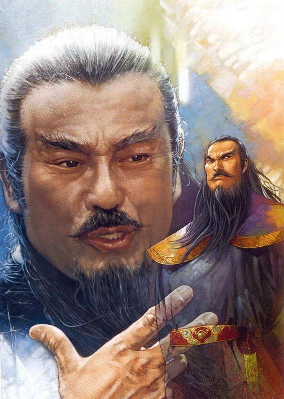 Phong Vân 3D – Tham vọng quyền lực Hùng Bá được hay mất? 0