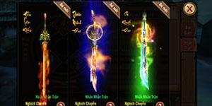 Phong Vân 3D – Tăng mạnh lực chiến bằng nhẫn trận thần binh
