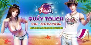 Sau tất cả, Đại nhạc hội TOUCH Mobile cũng chính thức bắt đầu!