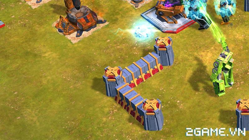 Transformers: Earth Wars - Game chiến thuật thời gian thực sắp công phá làng game 2