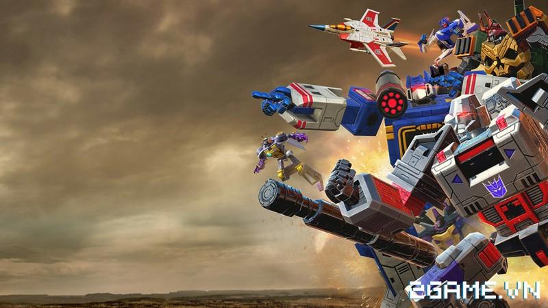 Transformers: Earth Wars - Game chiến thuật thời gian thực sắp công phá làng game 3