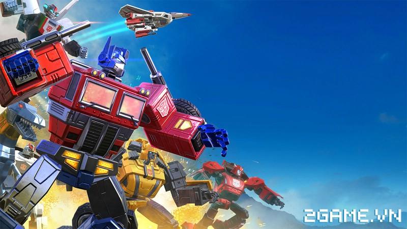 Transformers: Earth Wars - Game chiến thuật thời gian thực sắp công phá làng game 4