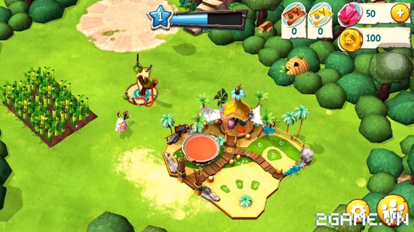 Angry Birds Holiday - Sự đổ bộ thú vị của huyền thoại Angry Birds trong giới game toàn cầu 3