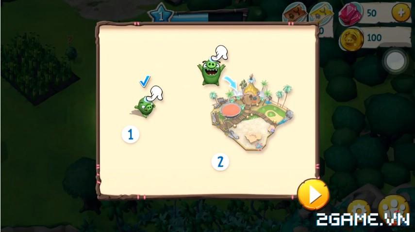 Angry Birds Holiday - Sự đổ bộ thú vị của huyền thoại Angry Birds trong giới game toàn cầu 4