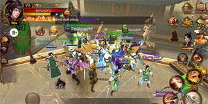 Tam Quốc 3Q – Server sập sau 1 giờ ra mắt vì quá đông người truy cập vào game
