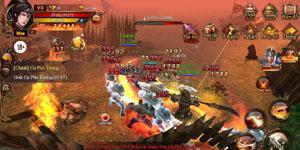 Tam Quốc 3Q nhận nhiều 'gạch đá' từ game thủ trong ngày ra mắt