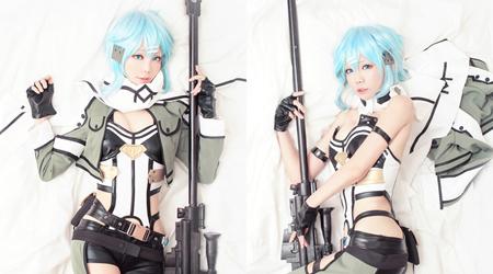 Mê mệt với bộ ảnh Cosplay về Sword Art Online