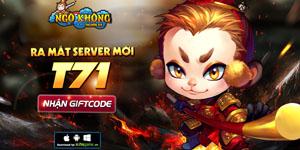 Tặng 305 giftcode game Ngộ Không Truyền Kỳ