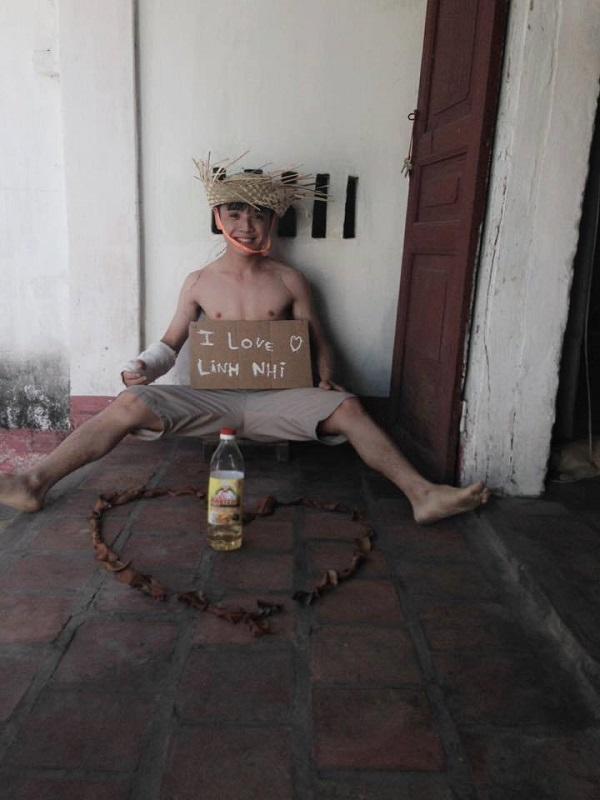 500 anh em Loạn Thế Tam Quốc rủ nhau tỏ tình với admin Linh Nhi 7