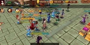 Giang Hồ Truyền Kỳ Mobile- game thuần Việt đúng nghĩa chính thức được Funtap phát hành