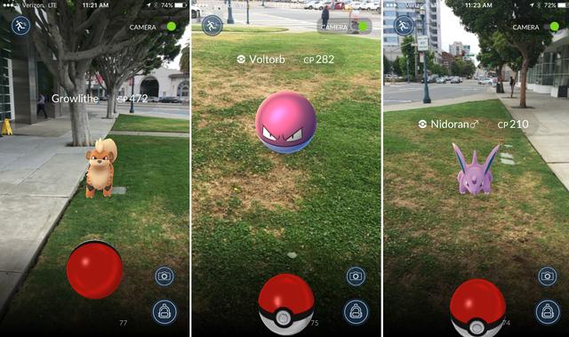 Pokemon GO - Tá hoả trước thông tin đã có bản hack di chuyển 0