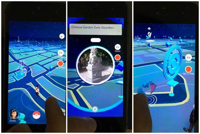 Pokemon GO - Tá hoả trước thông tin đã có bản hack di chuyển 1