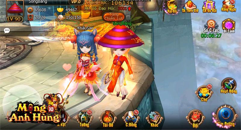 Top 4 Game Chibi Mobile game thủ Việt mong đợi nhất tháng 7 này 1