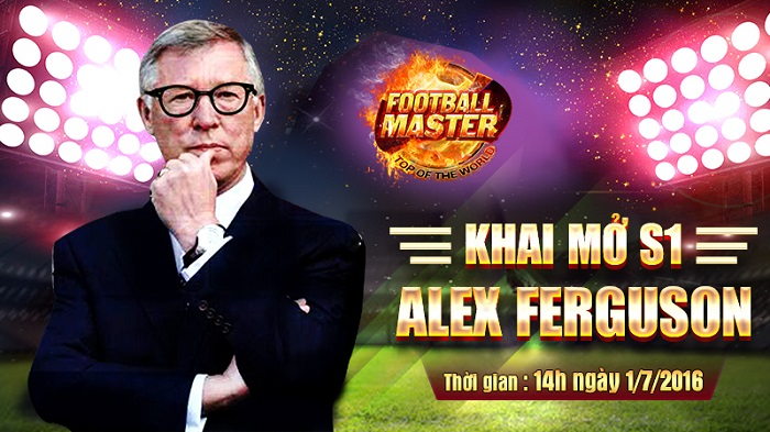 Tặng 120 giftcode game Football Master 3