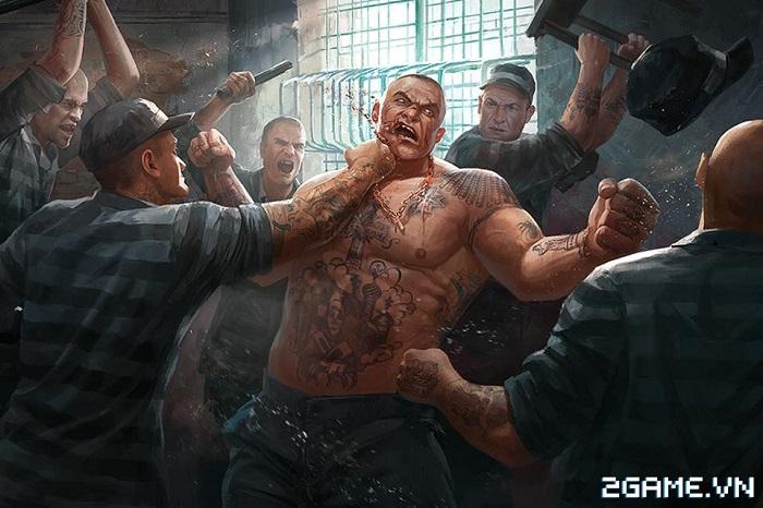 Russian Prison Mafia - Trải nghiệm cuộc sống nơi ngục tù 3