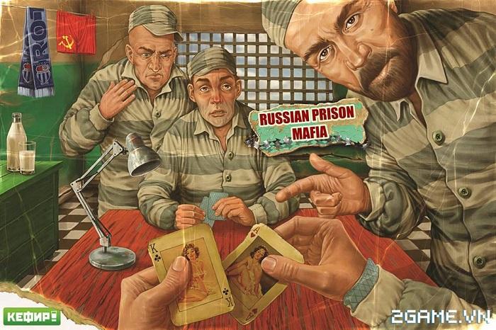 Russian Prison Mafia - Trải nghiệm cuộc sống nơi ngục tù 5