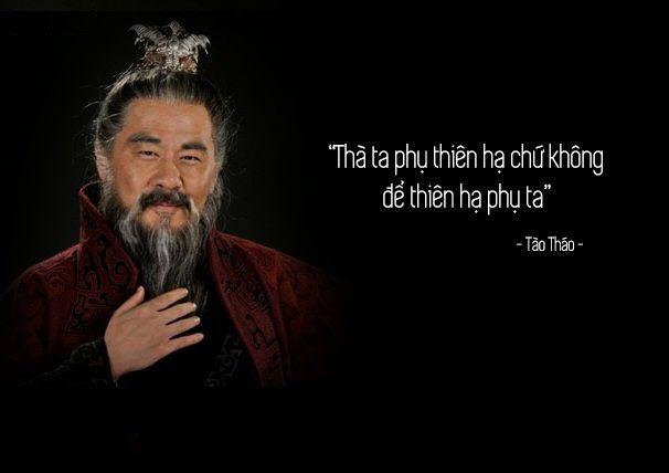 """Khổng Minh Truyện - 10 câu nói nổi tiếng của Tào Tháo khiến kẻ khác """"vô ngôn dĩ đối"""" 1"""
