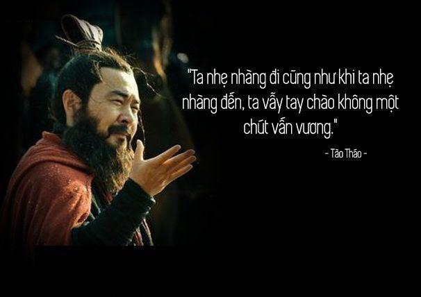 """Khổng Minh Truyện - 10 câu nói nổi tiếng của Tào Tháo khiến kẻ khác """"vô ngôn dĩ đối"""" 5"""