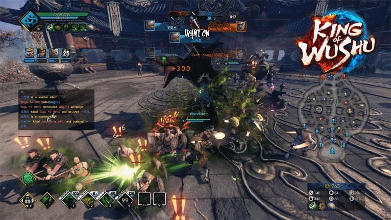 Tại sao tính chiến thuật ngày càng quan trọng trong game kiếm hiệp? 0
