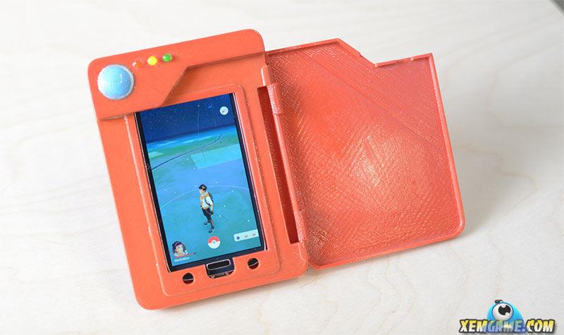 Với thiết bị này, bạn sẽ y như một nhà huấn luyện Pokémon chuyên nghiệp!