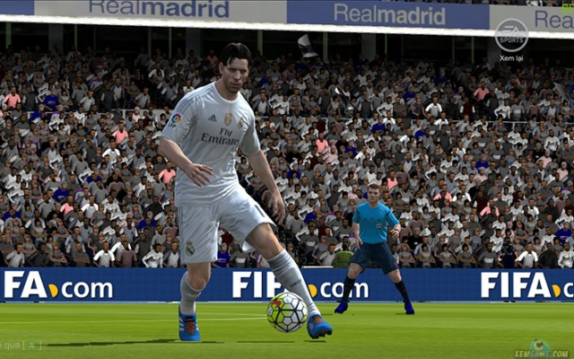 FIFA Online 3: Huyền thoại Ruud Van Nistelrooy 06U