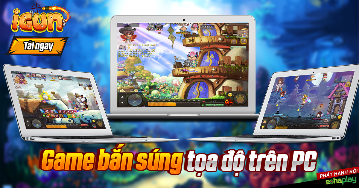 Game iGun tặng 500 Giftcode nhân dịp chính thức ra mắt, công phá hệ máy PC!