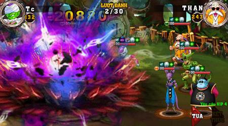 Chơi thử Dragon Go, game nhập vai dựa trên bộ manga nổi tiếng Dragon Ball
