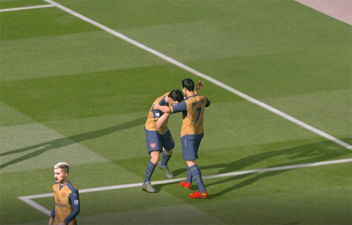 Fifa Online 3: Top 5 ngôi sao không thể thiếu của Arsenal Team Color