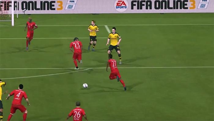 Fifa Online 3: Review David Alaba - Quân bài đa năng