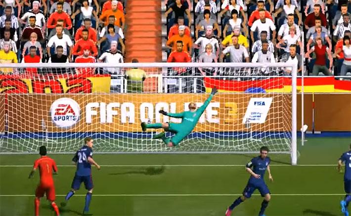 Top 5 cầu thủ có chỉ số sút xa tốt nhất trong Fifa Online 3 hiện nay