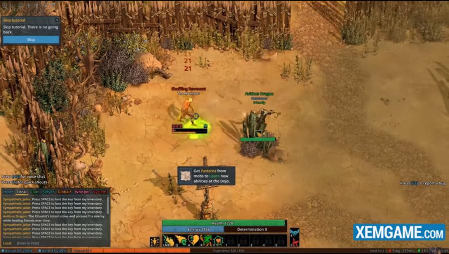 The Exiled - tựa game sinh tồn cực hay sẽ chuyển sang Free to play vào tháng 2