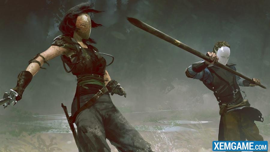 Absolver - tựa game đối kháng nhiều người chơi chuẩn bị gây nên một cơn sốt