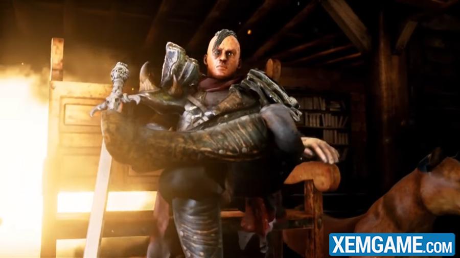 Valkyrie Blade, tựa game online chuẩn bị ra mắt với cơ chế chiến đấu siêu thực